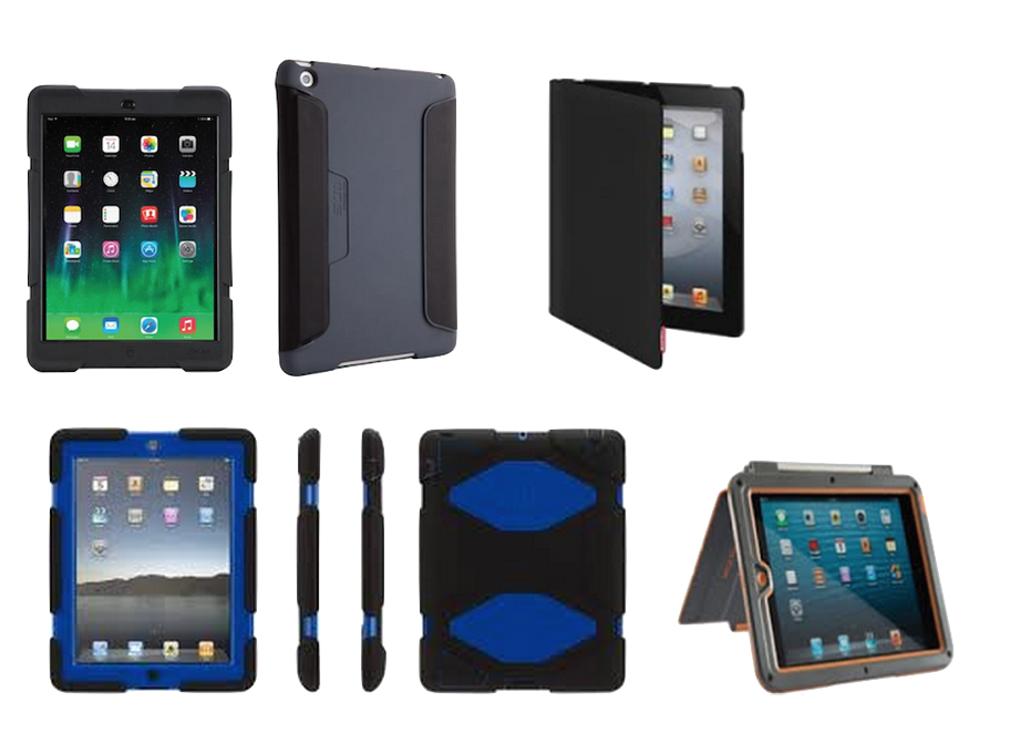 iPad protective covers